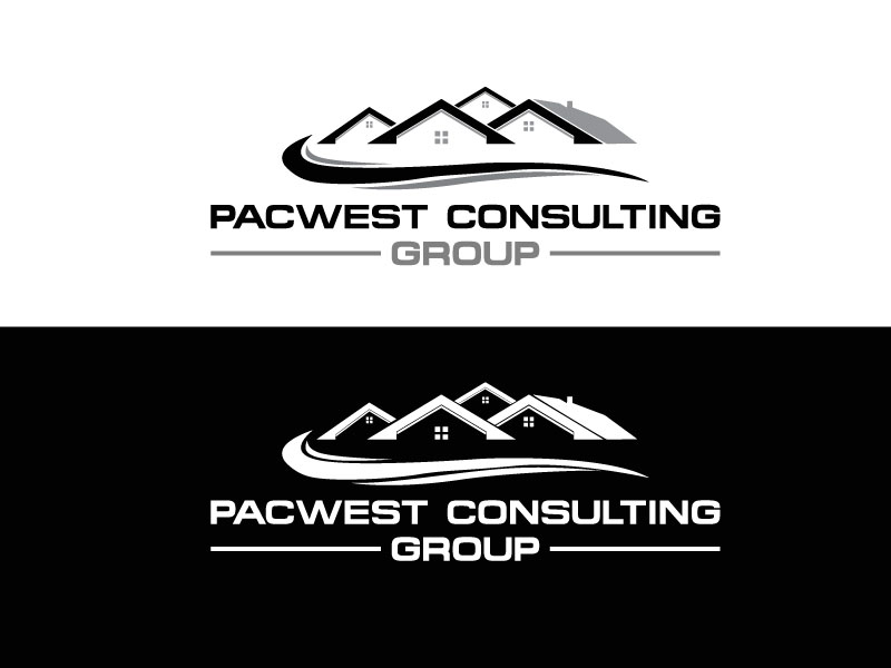 Logo Design by Private User - Entry No. 46 in the Logo Design Contest Imaginative Logo Design for Pacwest Consulting Group.