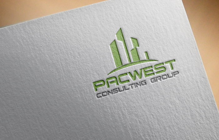 Logo Design by Mohammad azad Hossain - Entry No. 49 in the Logo Design Contest Imaginative Logo Design for Pacwest Consulting Group.
