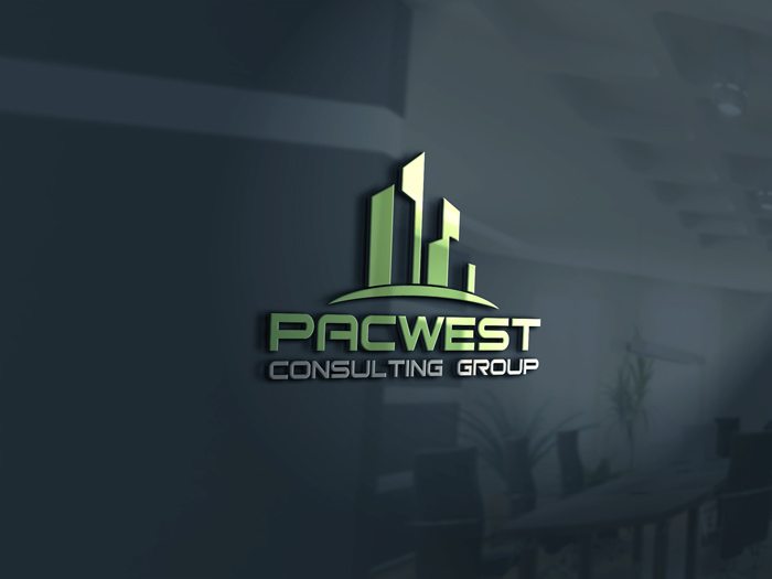 Logo Design by Mohammad azad Hossain - Entry No. 50 in the Logo Design Contest Imaginative Logo Design for Pacwest Consulting Group.