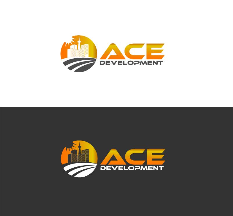 Logo Design by Private User - Entry No. 69 in the Logo Design Contest Fun Logo Design for Ace development.