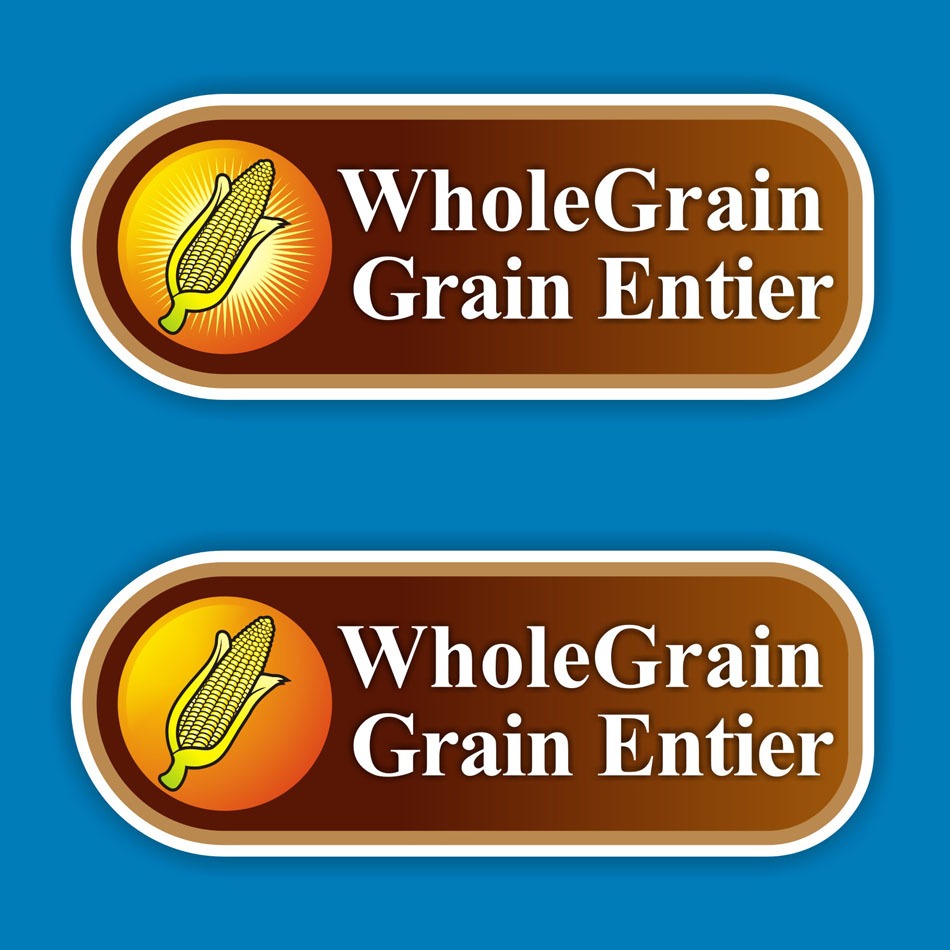 Logo Design by Heru budi Santoso - Entry No. 69 in the Logo Design Contest Whole Grain / Grain Entier.