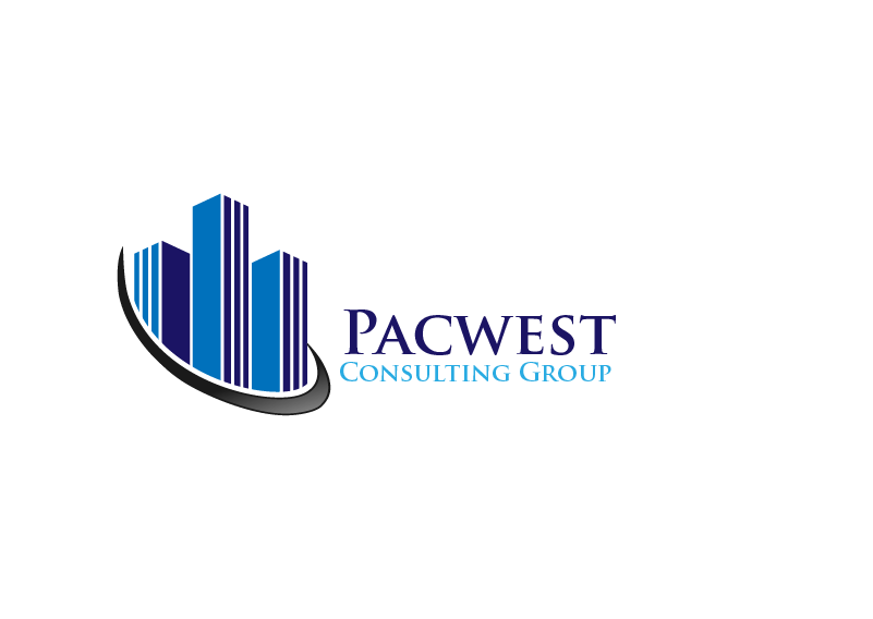 Logo Design by Private User - Entry No. 54 in the Logo Design Contest Imaginative Logo Design for Pacwest Consulting Group.