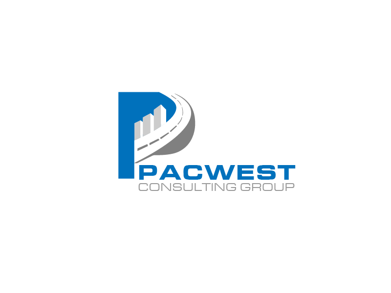Logo Design by Private User - Entry No. 56 in the Logo Design Contest Imaginative Logo Design for Pacwest Consulting Group.