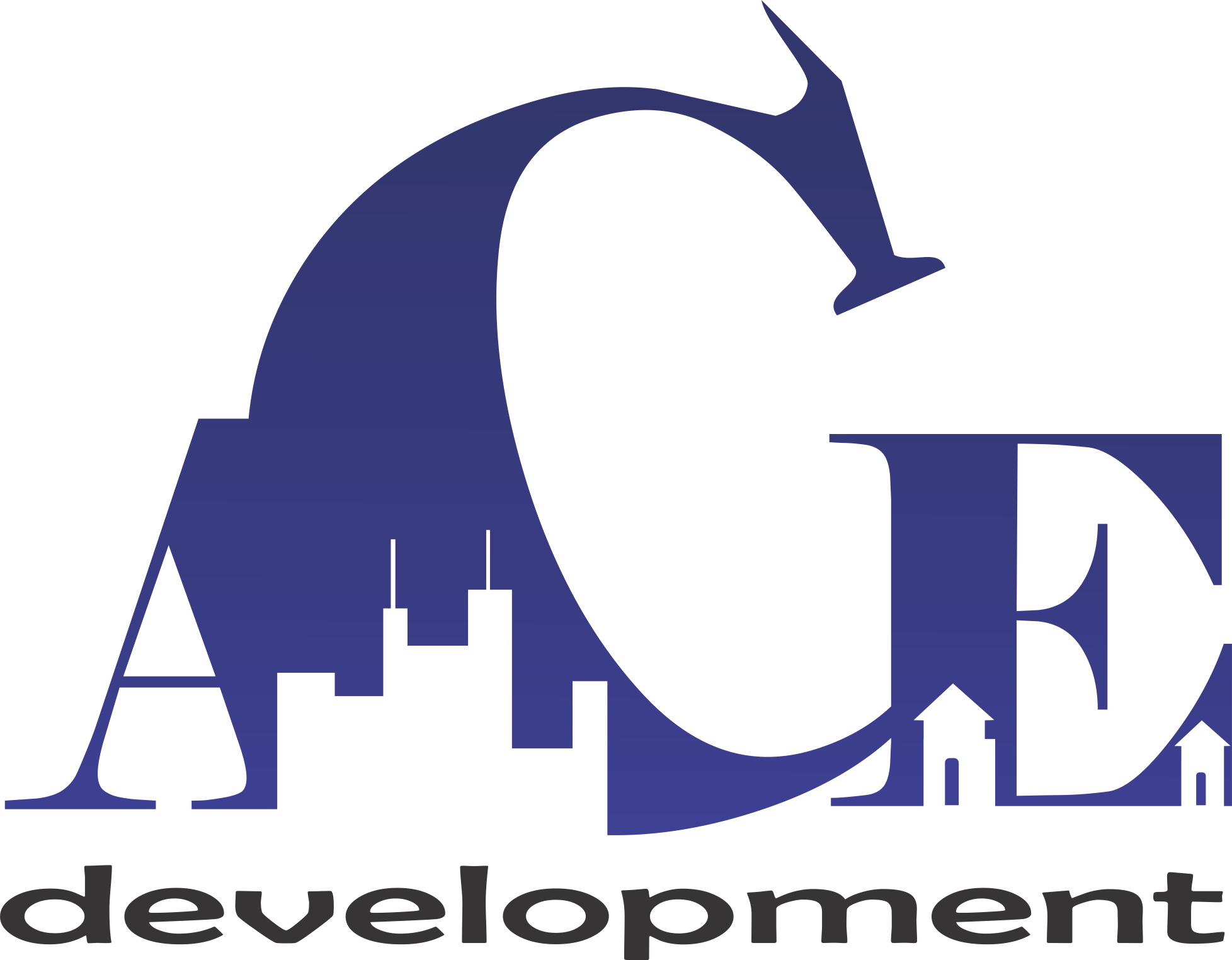 Logo Design by Rudy Permana - Entry No. 73 in the Logo Design Contest Fun Logo Design for Ace development.