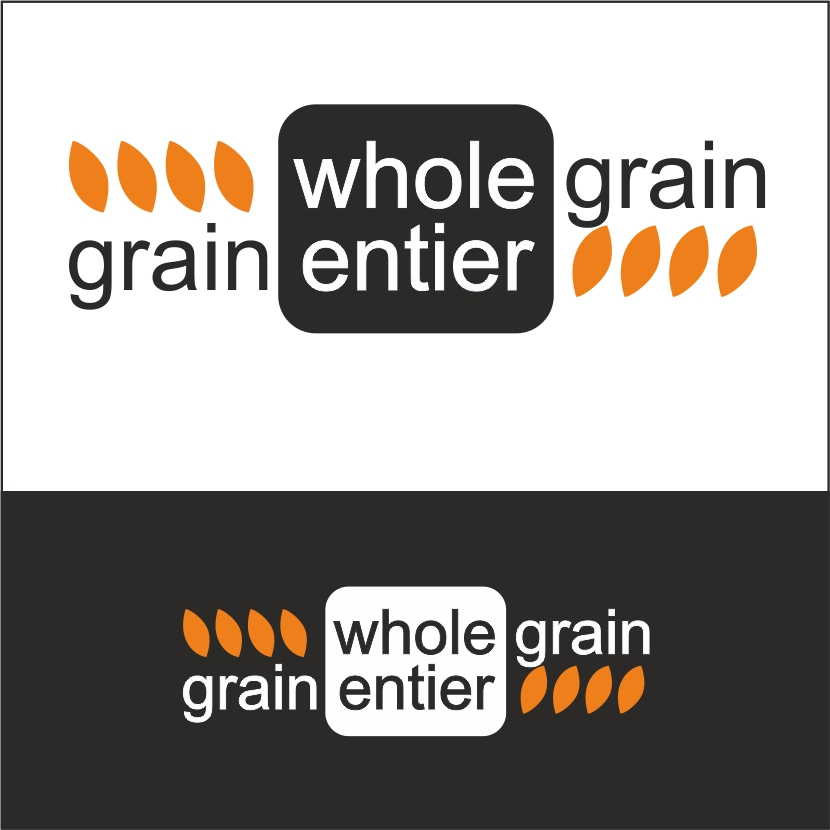 Logo Design by rania - Entry No. 70 in the Logo Design Contest Whole Grain / Grain Entier.