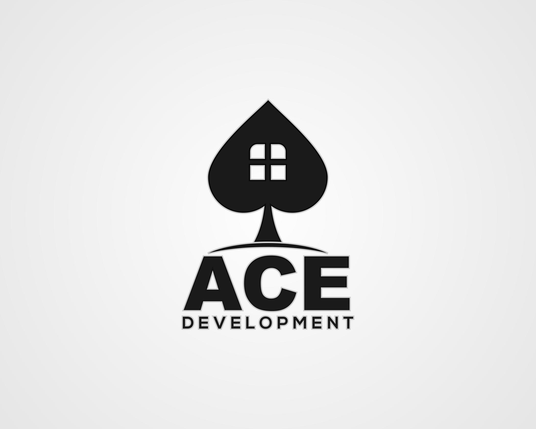 Logo Design by Raonar Rasi - Entry No. 75 in the Logo Design Contest Fun Logo Design for Ace development.