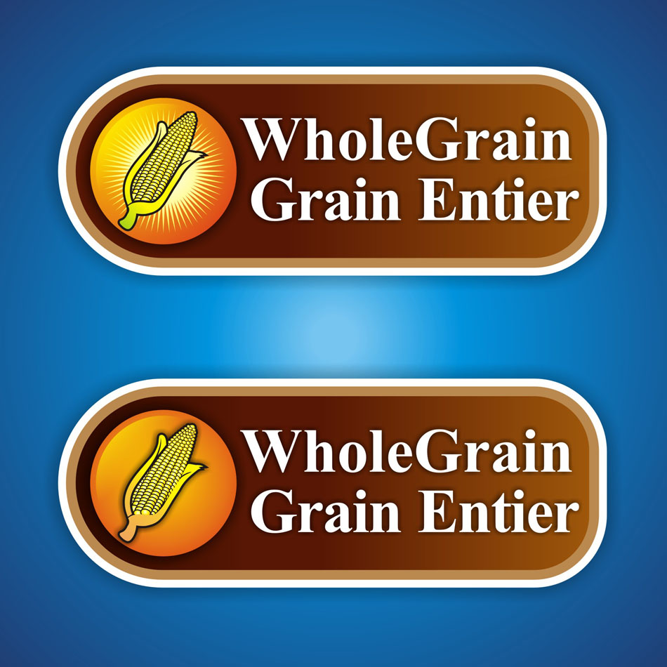 Logo Design by Heru budi Santoso - Entry No. 71 in the Logo Design Contest Whole Grain / Grain Entier.