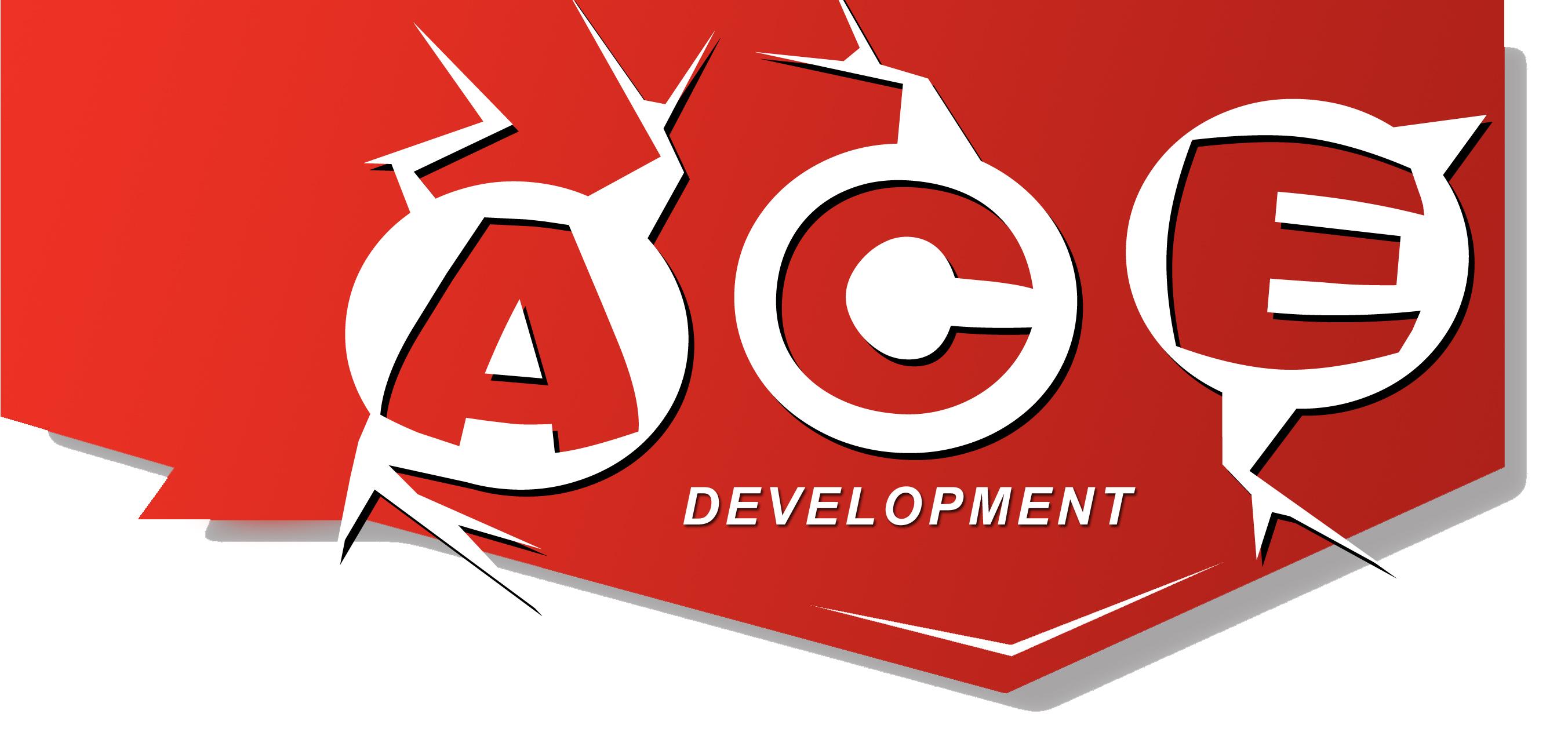 Logo Design by tsyrette - Entry No. 81 in the Logo Design Contest Fun Logo Design for Ace development.