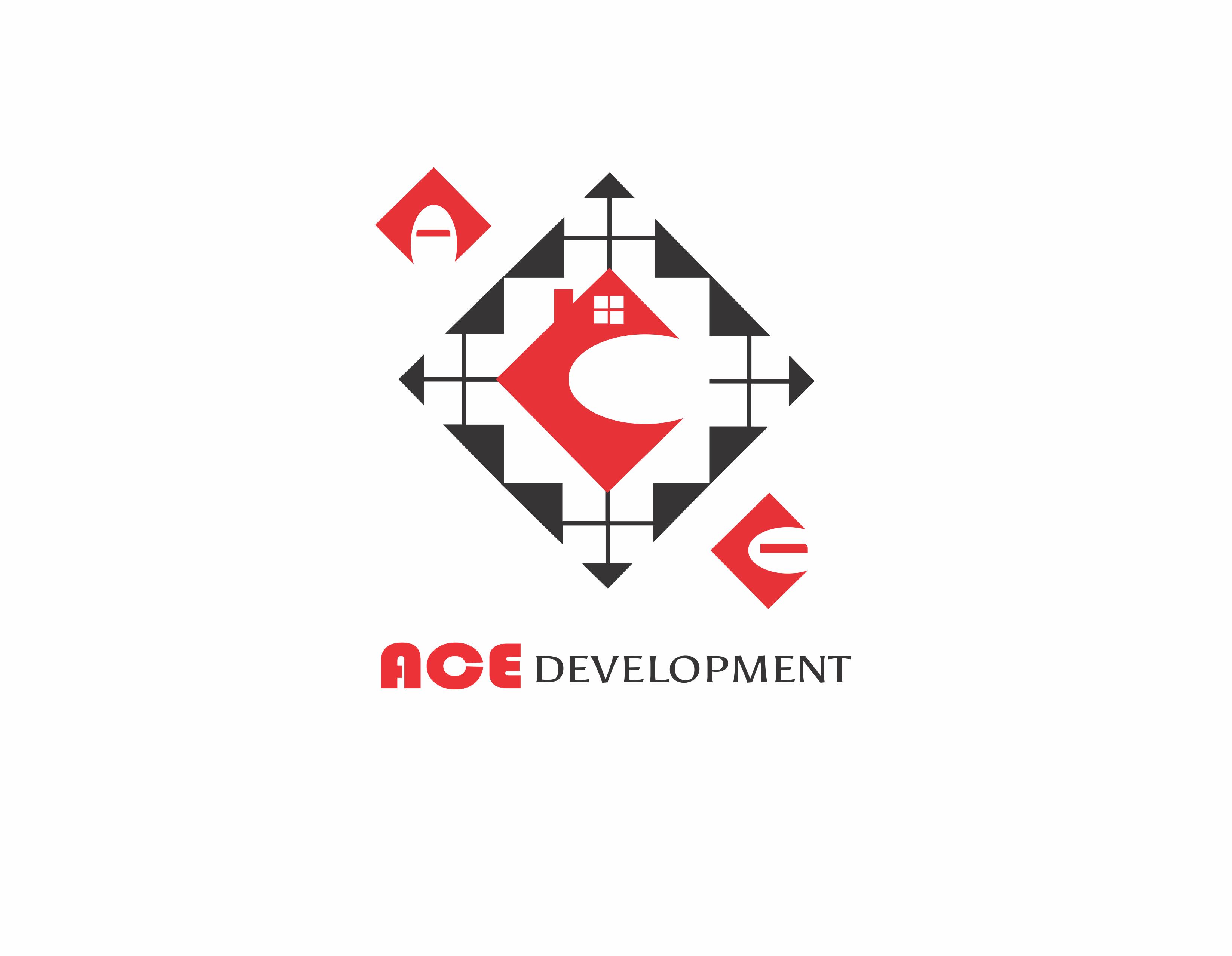 Logo Design by Rudy Permana - Entry No. 82 in the Logo Design Contest Fun Logo Design for Ace development.