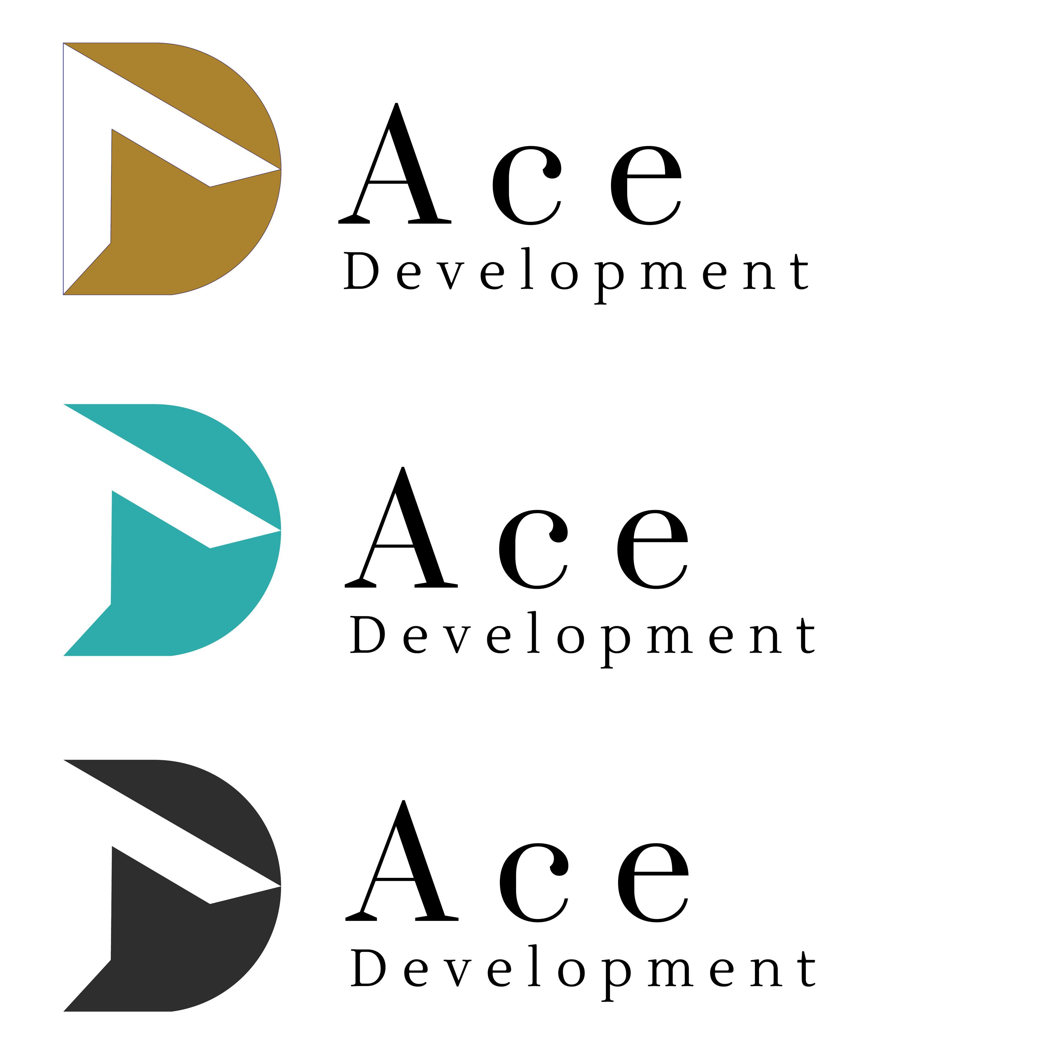 Logo Design by Dn.ArtAndDesign - Entry No. 87 in the Logo Design Contest Fun Logo Design for Ace development.