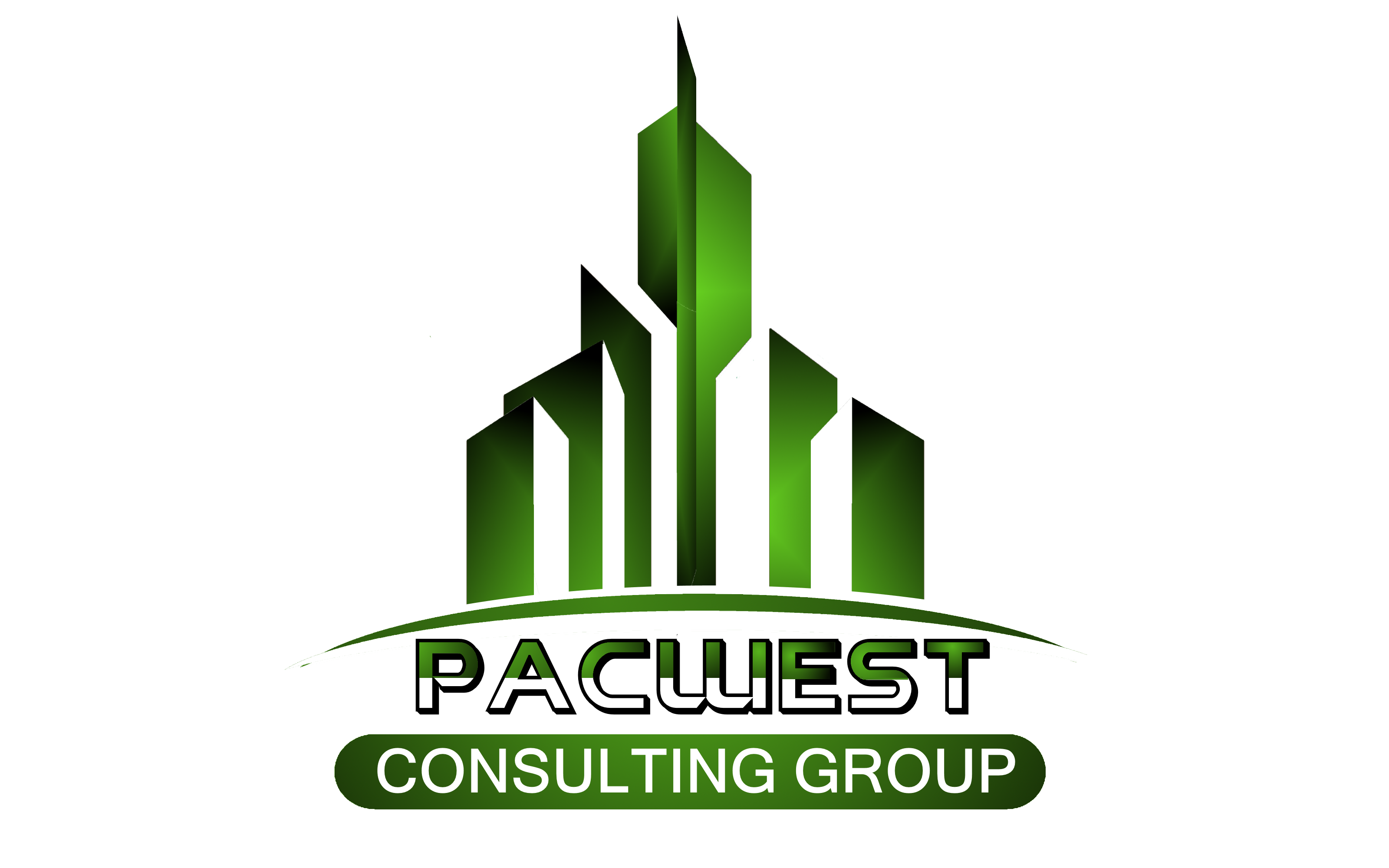 Logo Design by Roberto Bassi - Entry No. 61 in the Logo Design Contest Imaginative Logo Design for Pacwest Consulting Group.
