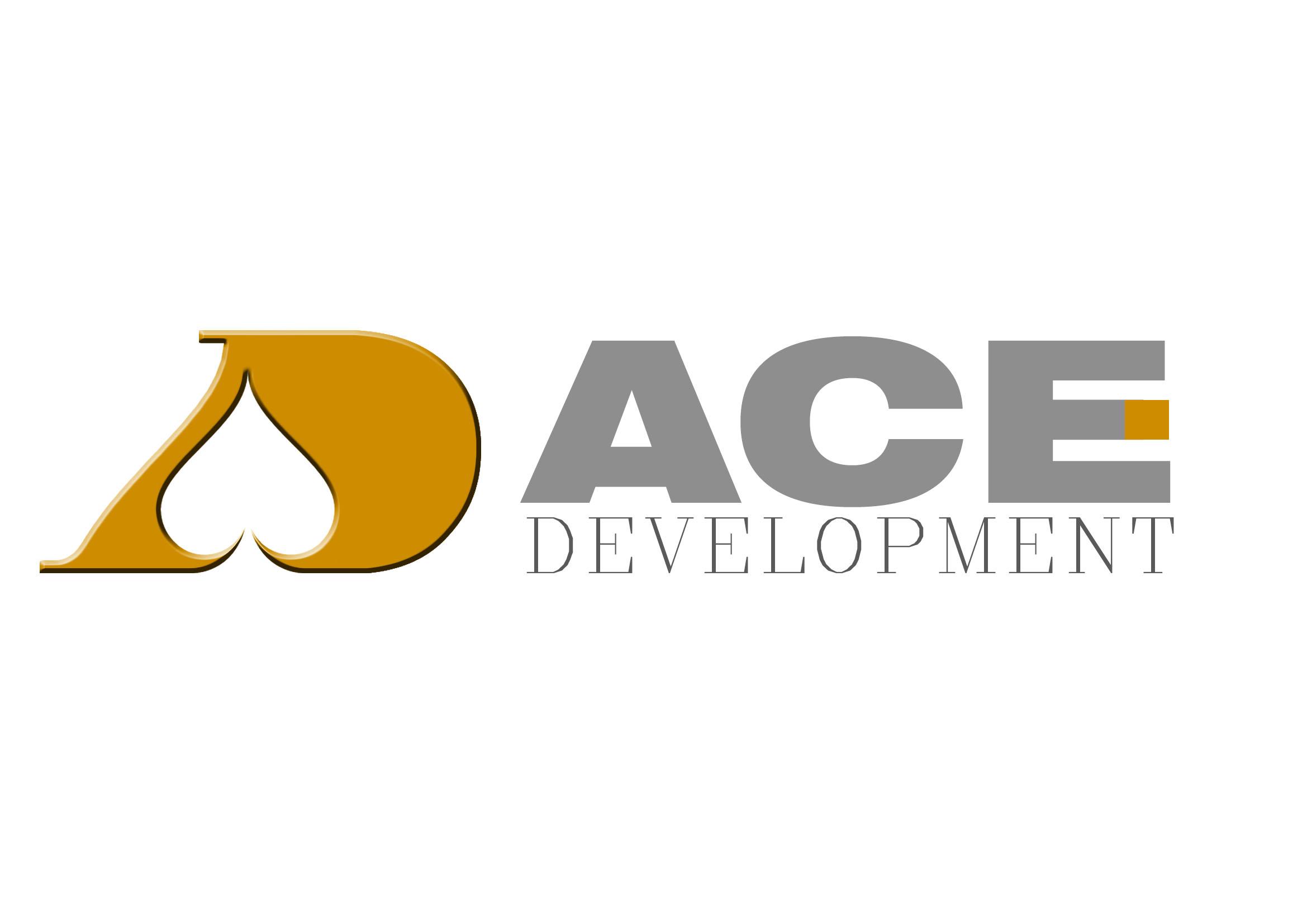 Logo Design by JR Cantos - Entry No. 92 in the Logo Design Contest Fun Logo Design for Ace development.