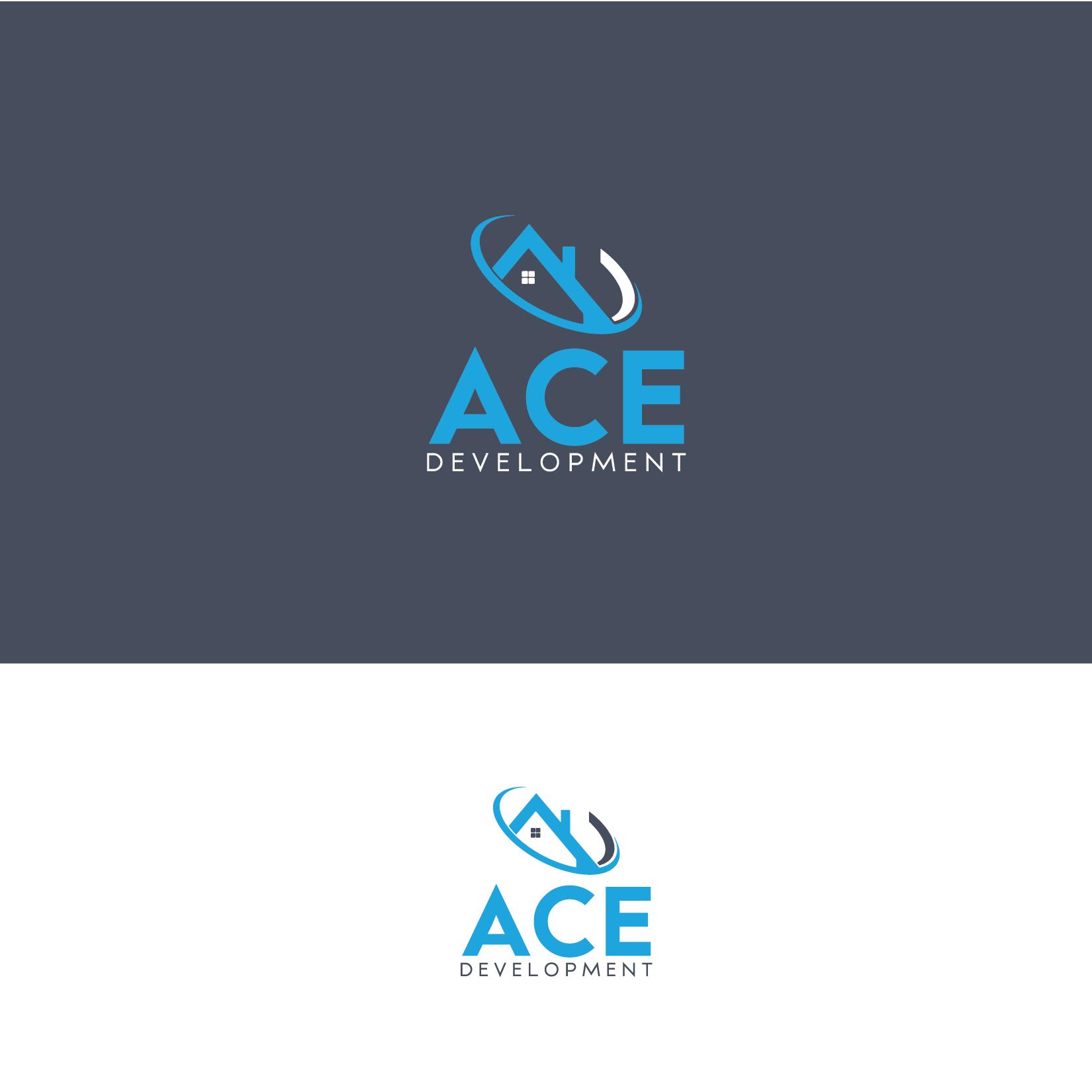 Logo Design by Private User - Entry No. 98 in the Logo Design Contest Fun Logo Design for Ace development.