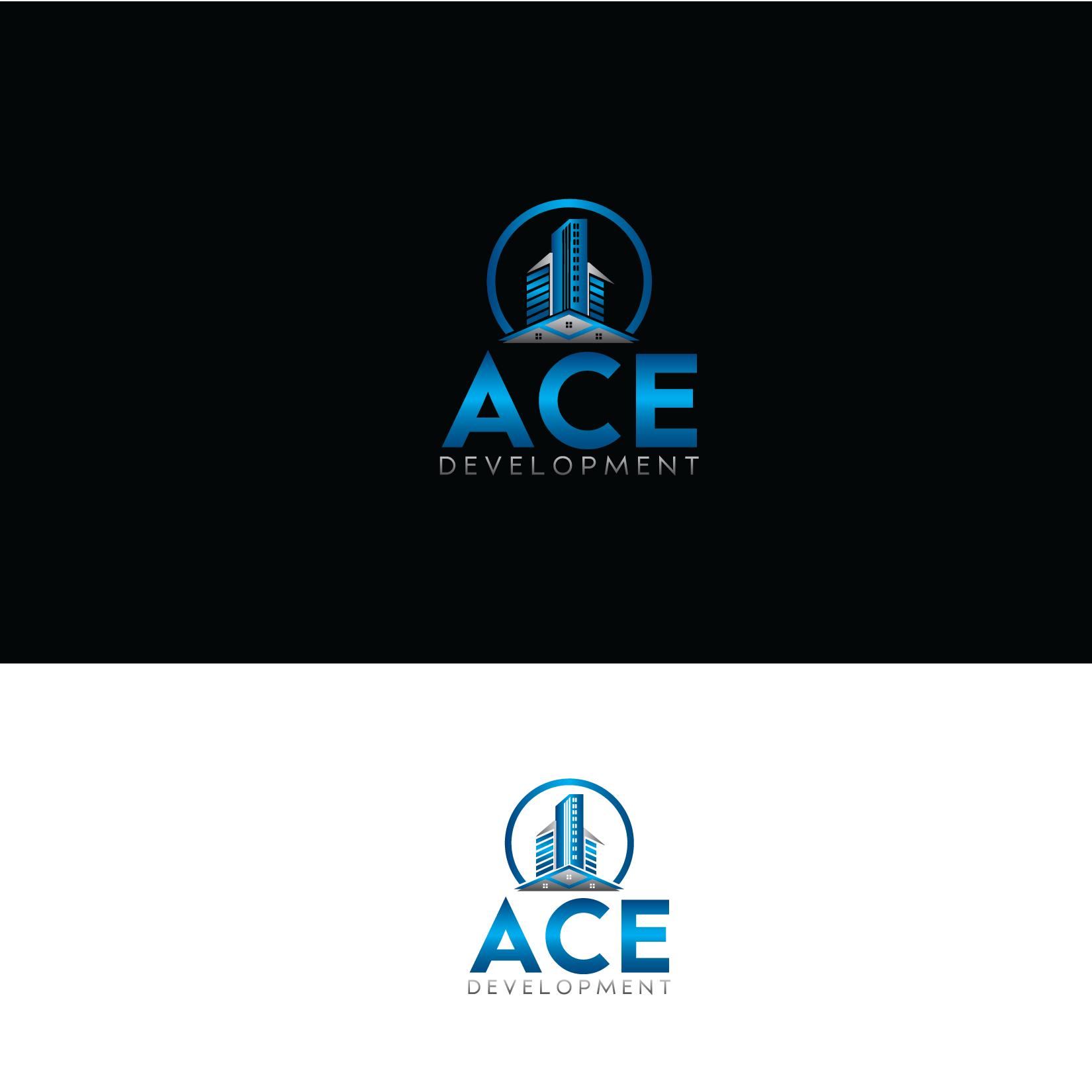 Logo Design by Private User - Entry No. 101 in the Logo Design Contest Fun Logo Design for Ace development.
