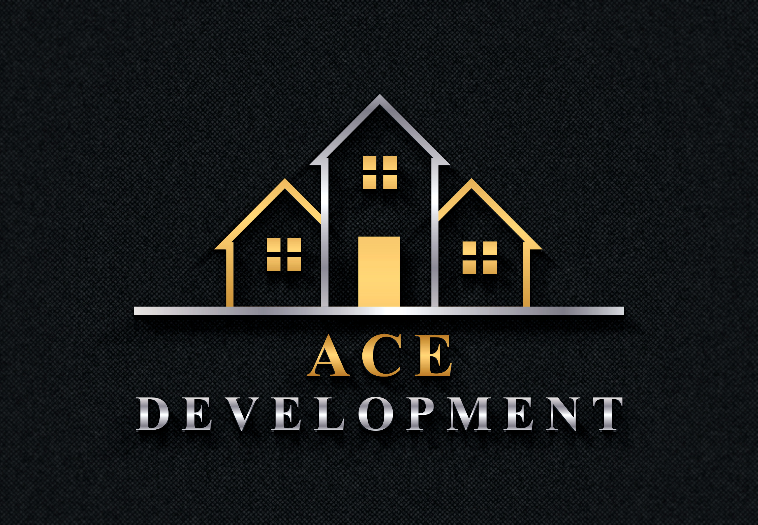 Logo Design by Umair ahmed Iqbal - Entry No. 102 in the Logo Design Contest Fun Logo Design for Ace development.