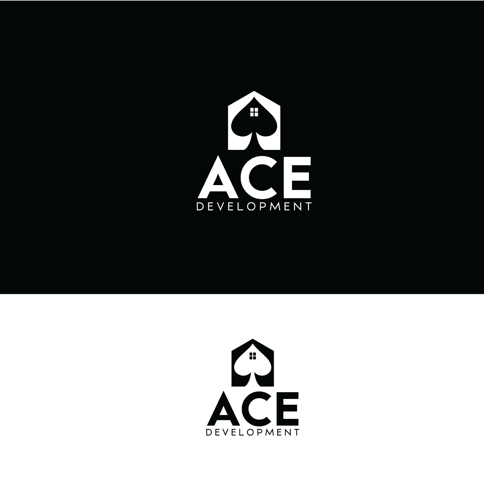 Logo Design by Private User - Entry No. 107 in the Logo Design Contest Fun Logo Design for Ace development.