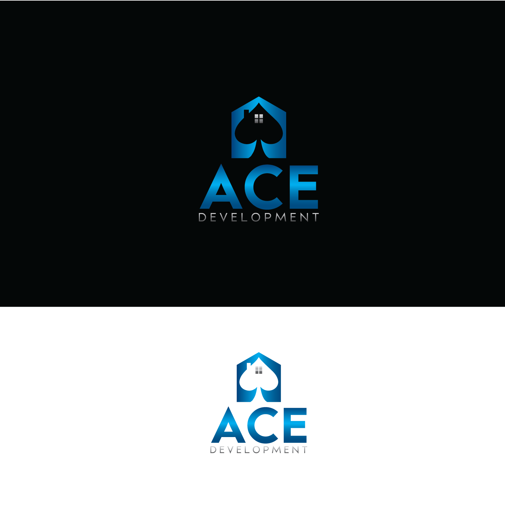 Logo Design by Private User - Entry No. 109 in the Logo Design Contest Fun Logo Design for Ace development.