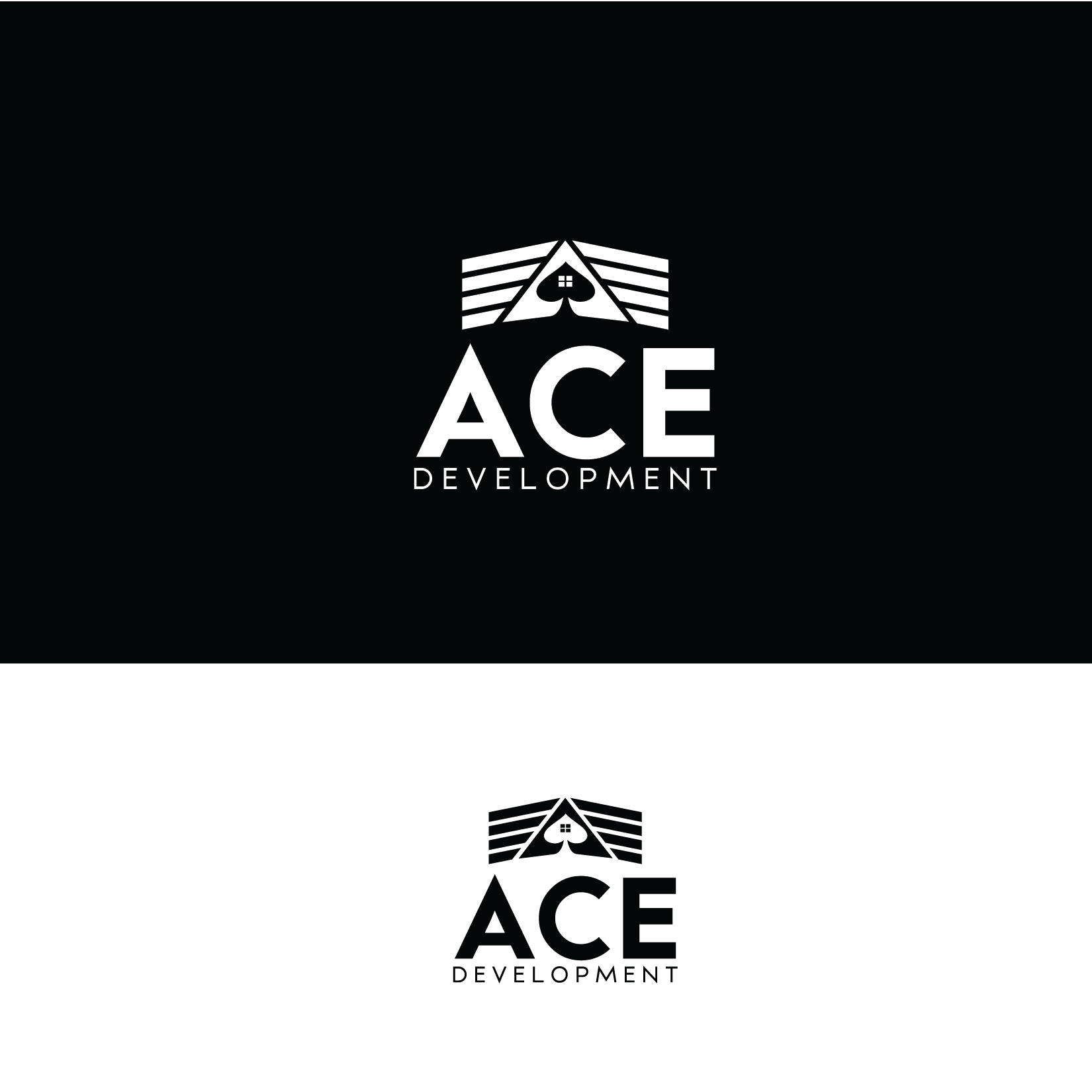 Logo Design by Private User - Entry No. 111 in the Logo Design Contest Fun Logo Design for Ace development.