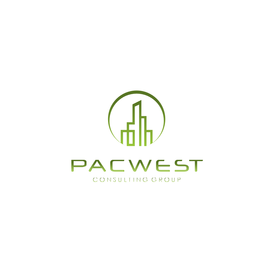 Logo Design by Zamzam -Mahsun - Entry No. 79 in the Logo Design Contest Imaginative Logo Design for Pacwest Consulting Group.