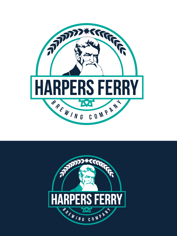 Logo Design by Private User - Entry No. 99 in the Logo Design Contest Unique Logo Design Wanted for Harpers ferry brewing company.