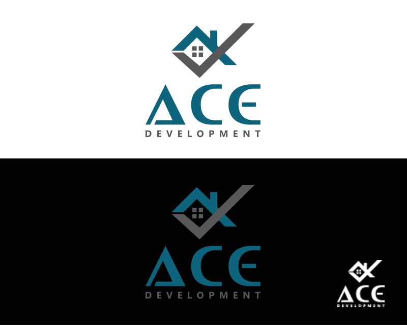 Logo Design by AKM Fazley Rabbi Faruque - Entry No. 115 in the Logo Design Contest Fun Logo Design for Ace development.