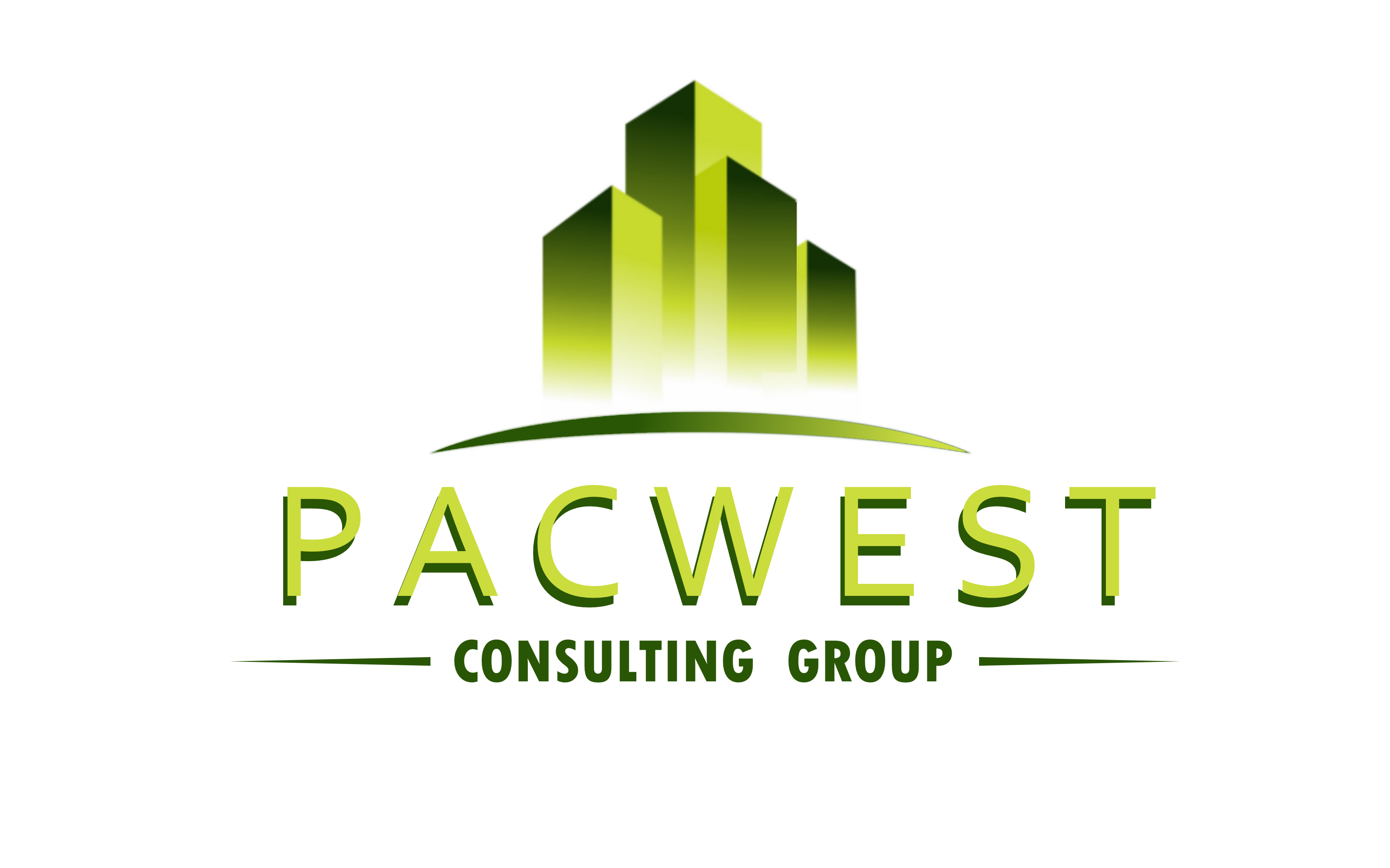Logo Design by Roberto Bassi - Entry No. 82 in the Logo Design Contest Imaginative Logo Design for Pacwest Consulting Group.