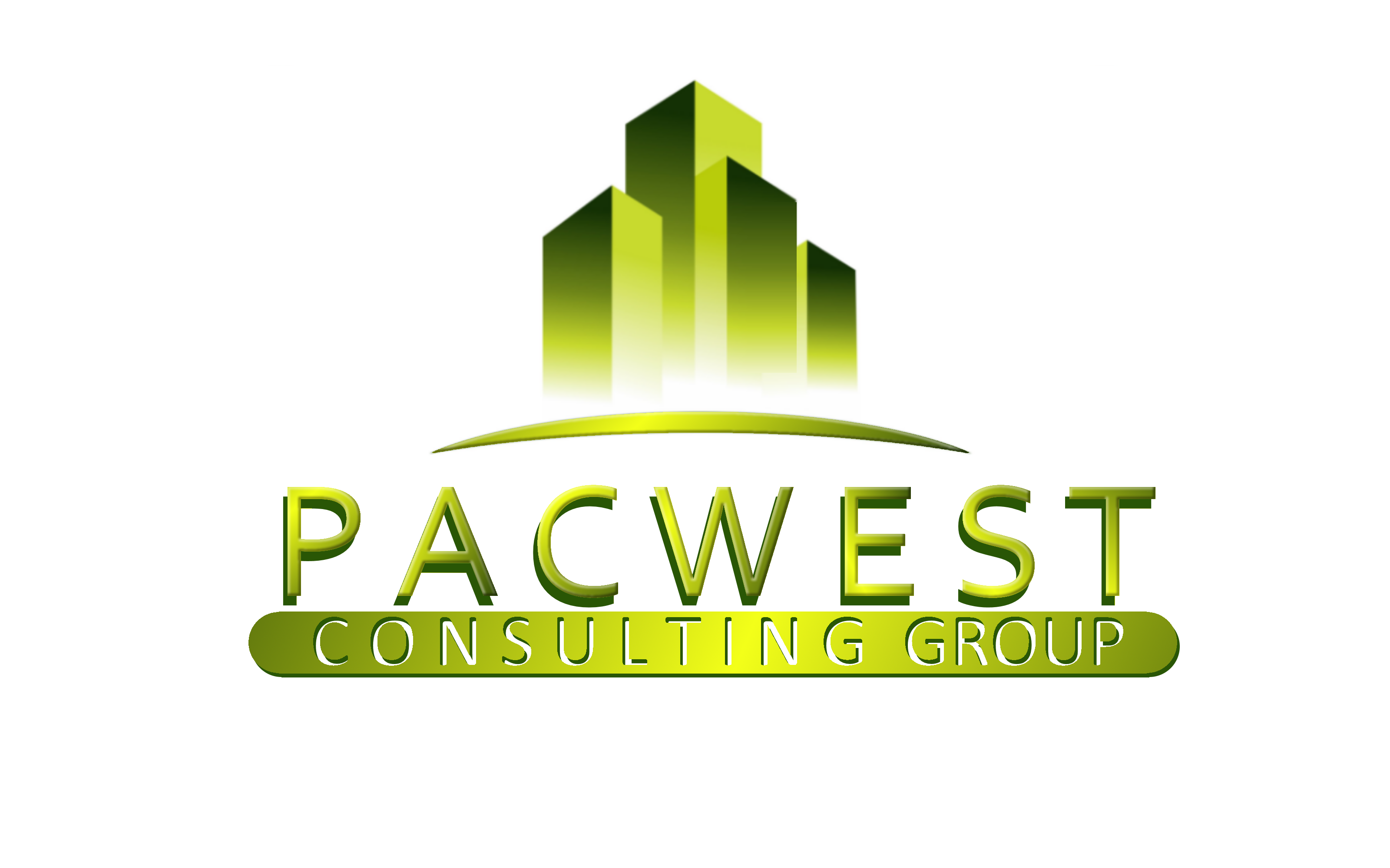 Logo Design by Roberto Bassi - Entry No. 84 in the Logo Design Contest Imaginative Logo Design for Pacwest Consulting Group.