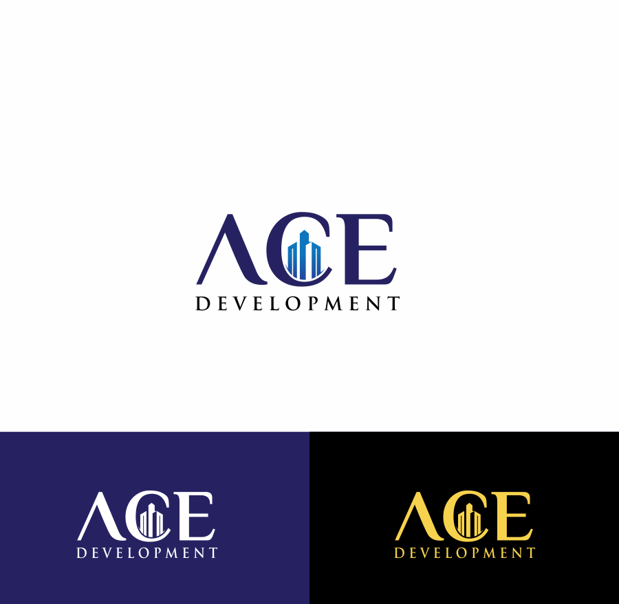 Logo Design by Greenleaf Design - Entry No. 119 in the Logo Design Contest Fun Logo Design for Ace development.