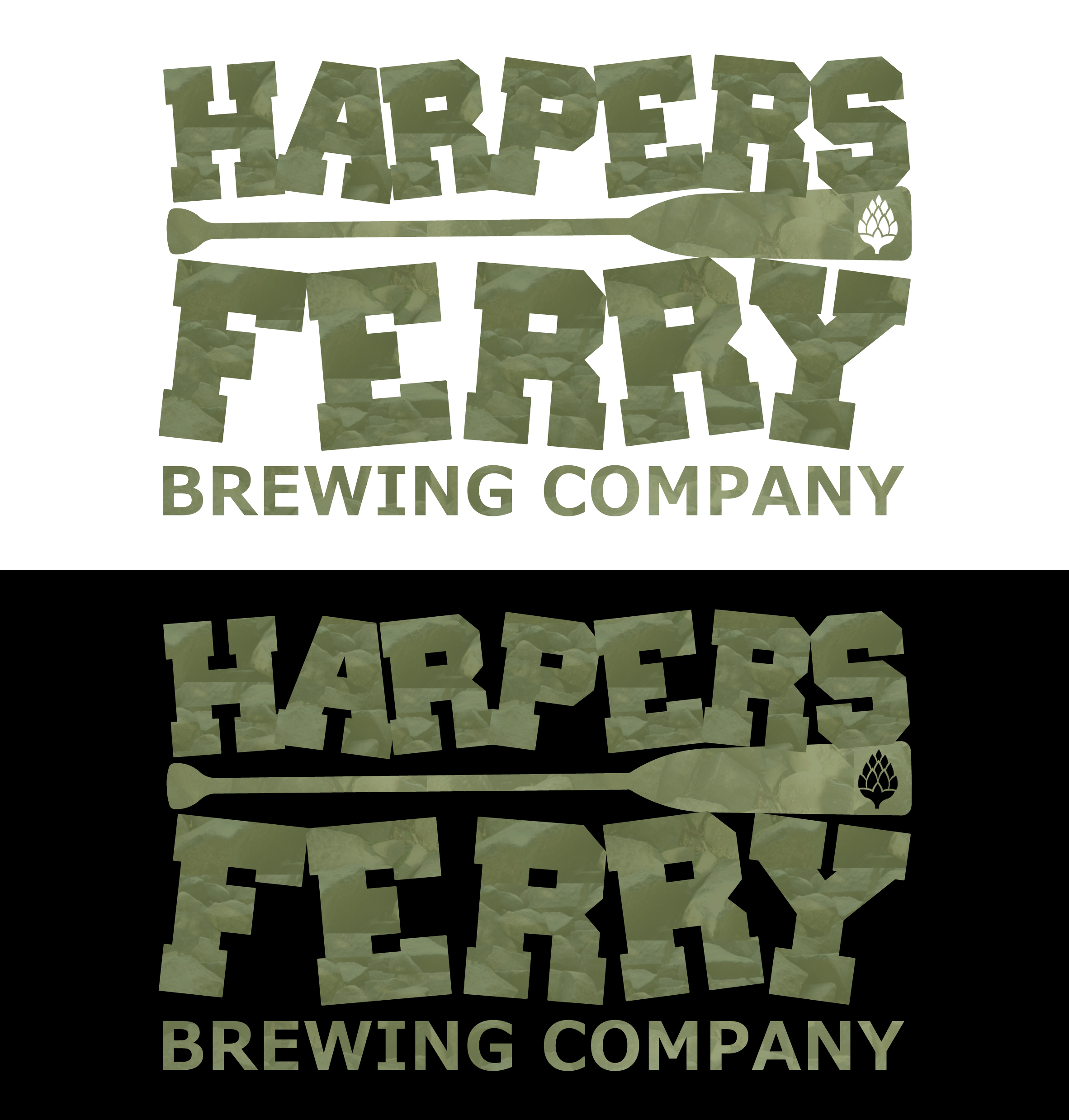 Logo Design by JSDESIGNGROUP - Entry No. 110 in the Logo Design Contest Unique Logo Design Wanted for Harpers ferry brewing company.