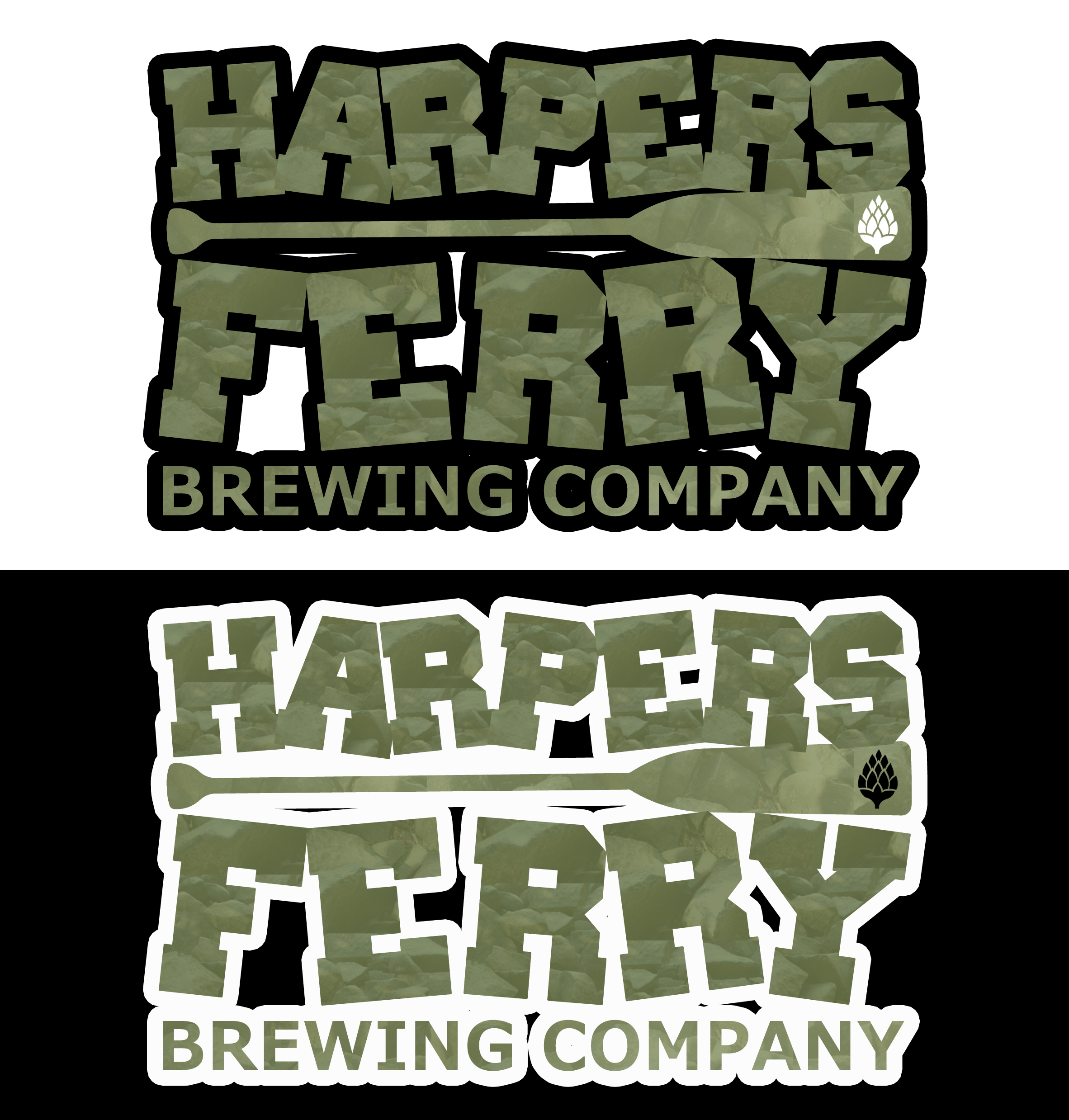 Logo Design by JSDESIGNGROUP - Entry No. 111 in the Logo Design Contest Unique Logo Design Wanted for Harpers ferry brewing company.