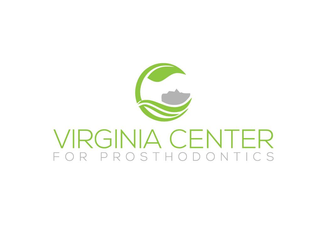Logo Design by Mohammad azad Hossain - Entry No. 4 in the Logo Design Contest Imaginative Logo Design for Virginia Center for Prosthodontics.