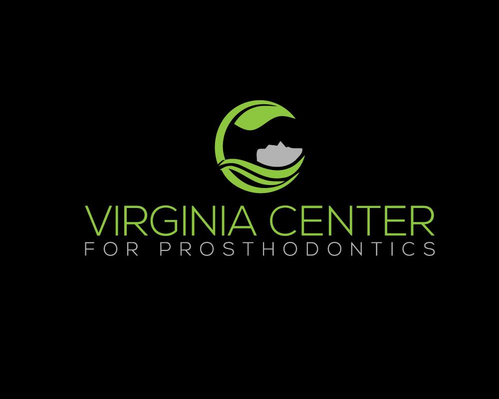 Logo Design by Mohammad azad Hossain - Entry No. 5 in the Logo Design Contest Imaginative Logo Design for Virginia Center for Prosthodontics.