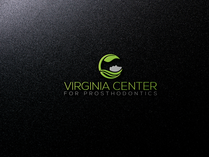 Logo Design by Mohammad azad Hossain - Entry No. 8 in the Logo Design Contest Imaginative Logo Design for Virginia Center for Prosthodontics.