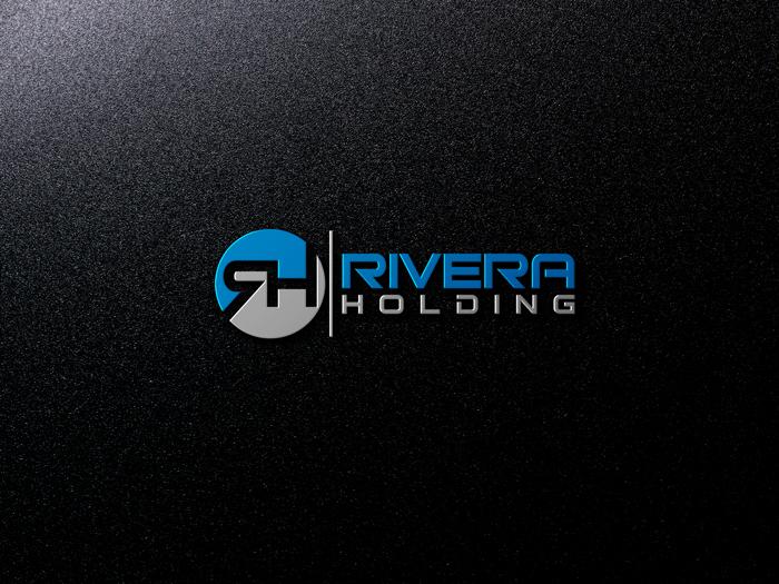 Logo Design by Mohammad azad Hossain - Entry No. 5 in the Logo Design Contest RIVERA HOLDING Logo Design.