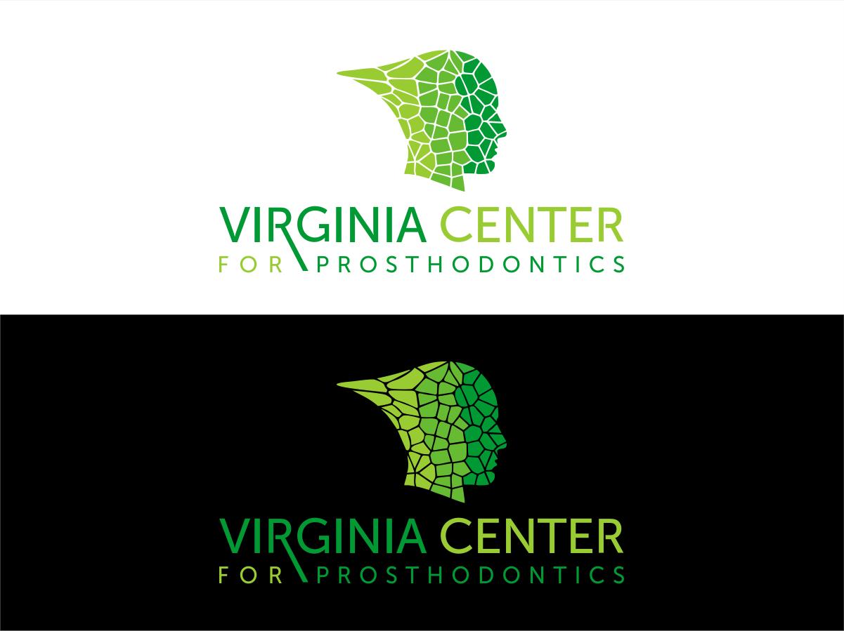 Logo Design by Private User - Entry No. 9 in the Logo Design Contest Imaginative Logo Design for Virginia Center for Prosthodontics.