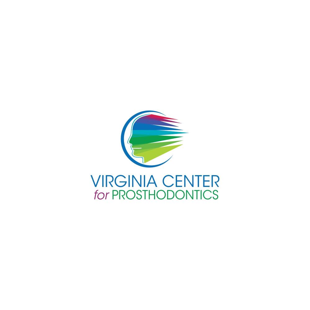 Logo Design by untung - Entry No. 10 in the Logo Design Contest Imaginative Logo Design for Virginia Center for Prosthodontics.