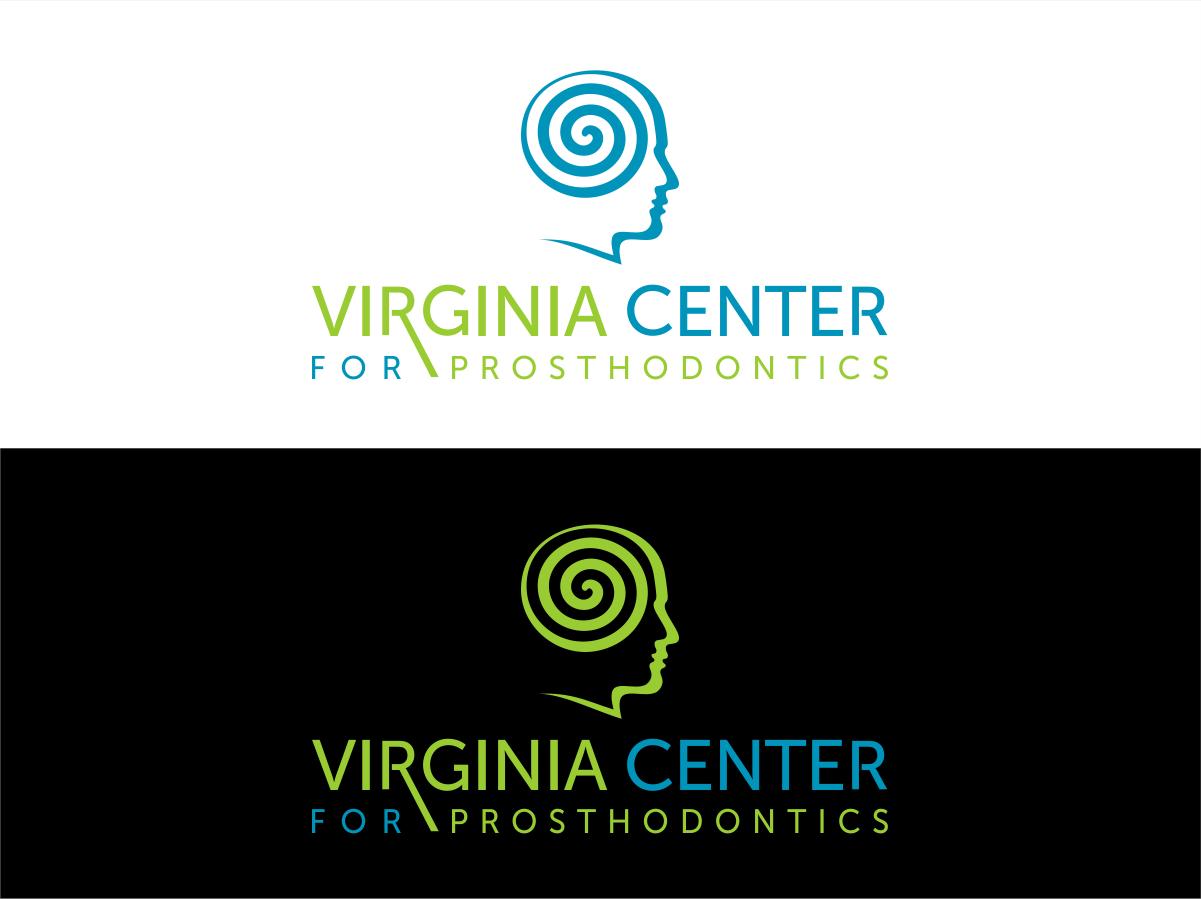 Logo Design by Private User - Entry No. 11 in the Logo Design Contest Imaginative Logo Design for Virginia Center for Prosthodontics.