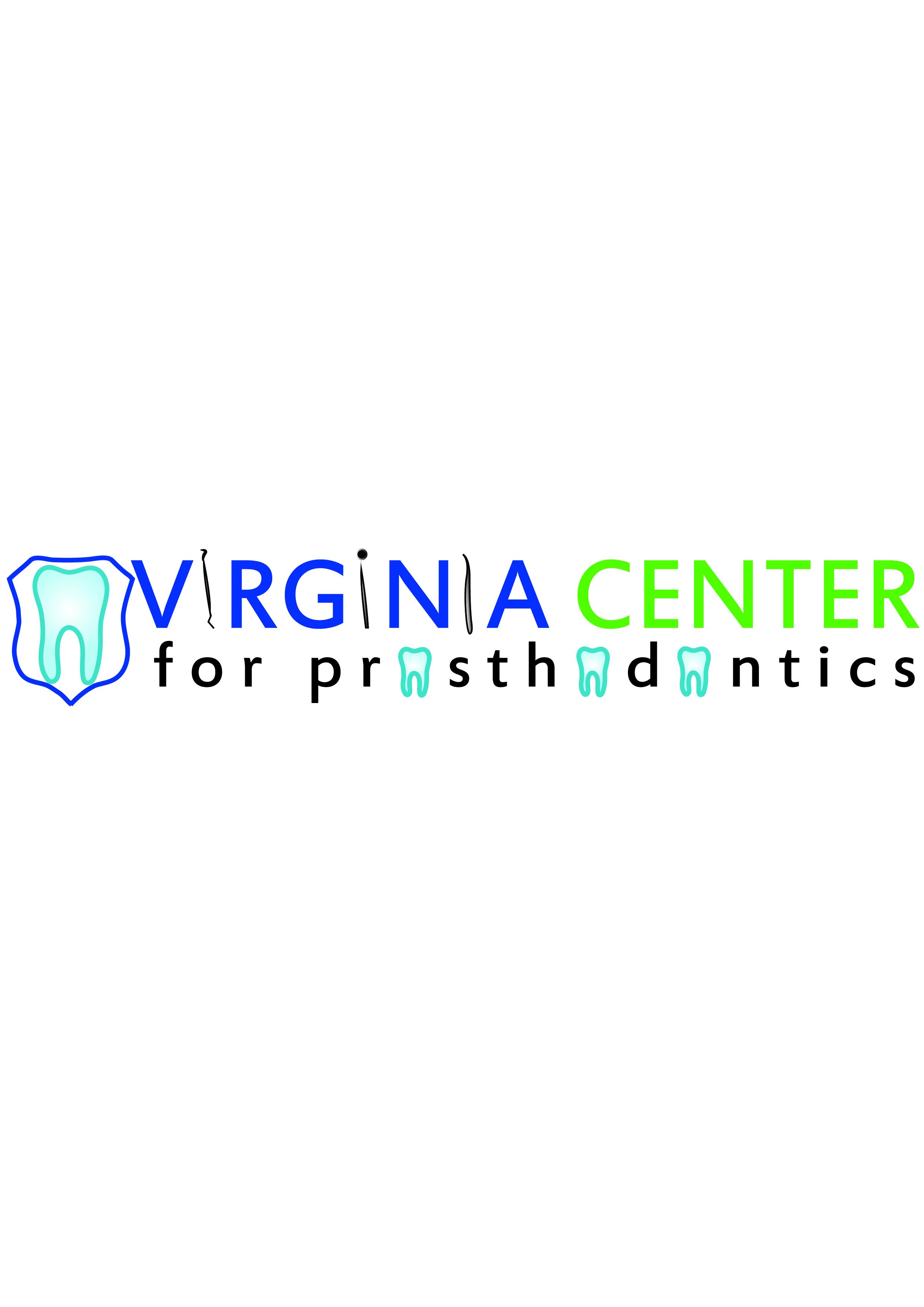 Logo Design by Sara Khanzada - Entry No. 17 in the Logo Design Contest Imaginative Logo Design for Virginia Center for Prosthodontics.