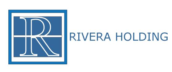Logo Design by fari - Entry No. 12 in the Logo Design Contest RIVERA HOLDING Logo Design.