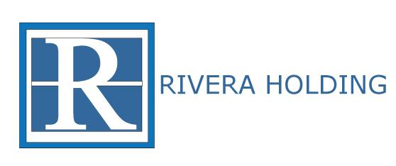 Logo Design by fari - Entry No. 13 in the Logo Design Contest RIVERA HOLDING Logo Design.