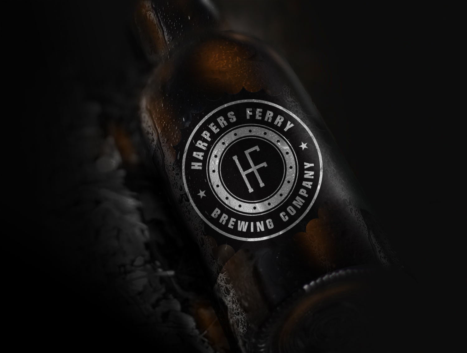 Logo Design by Vivek Das - Entry No. 118 in the Logo Design Contest Unique Logo Design Wanted for Harpers ferry brewing company.