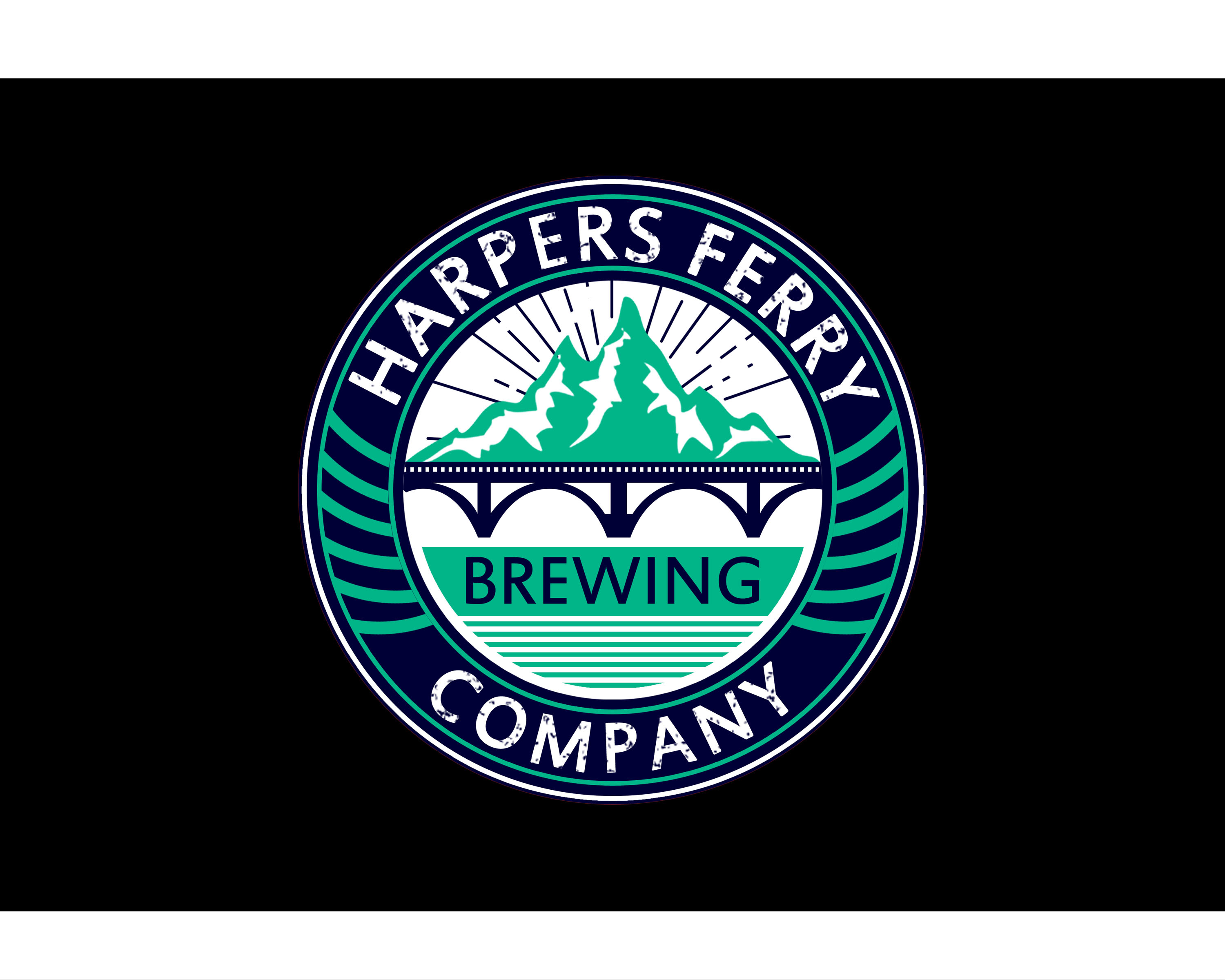 Logo Design by Ian jade Laman - Entry No. 119 in the Logo Design Contest Unique Logo Design Wanted for Harpers ferry brewing company.
