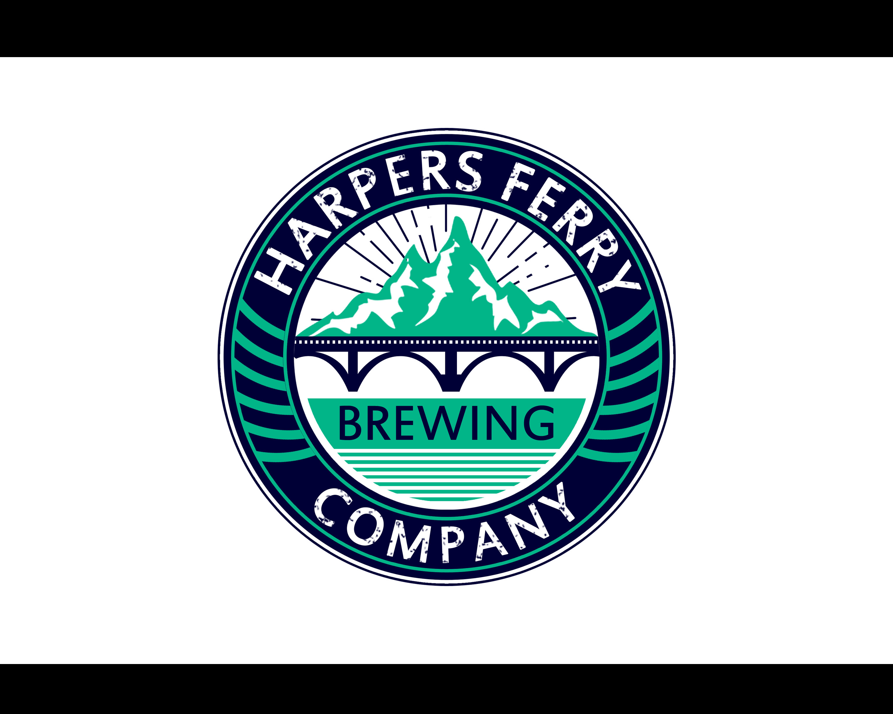 Logo Design by Ian jade Laman - Entry No. 122 in the Logo Design Contest Unique Logo Design Wanted for Harpers ferry brewing company.