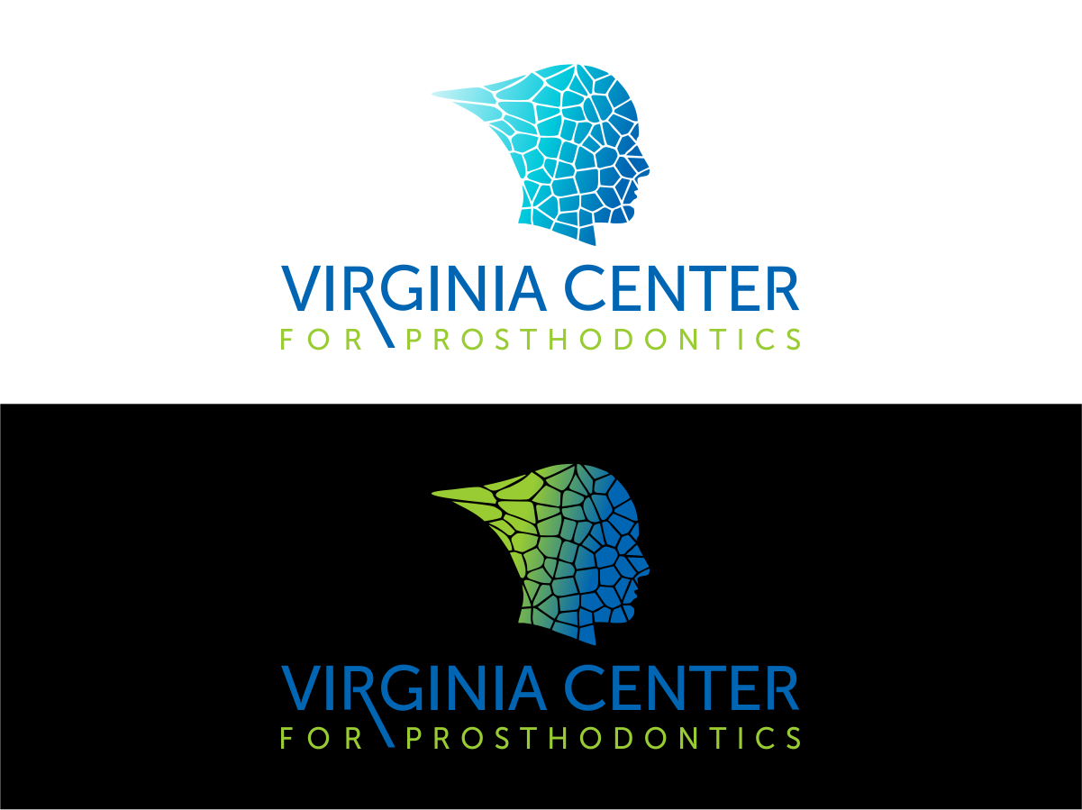 Logo Design by Private User - Entry No. 19 in the Logo Design Contest Imaginative Logo Design for Virginia Center for Prosthodontics.