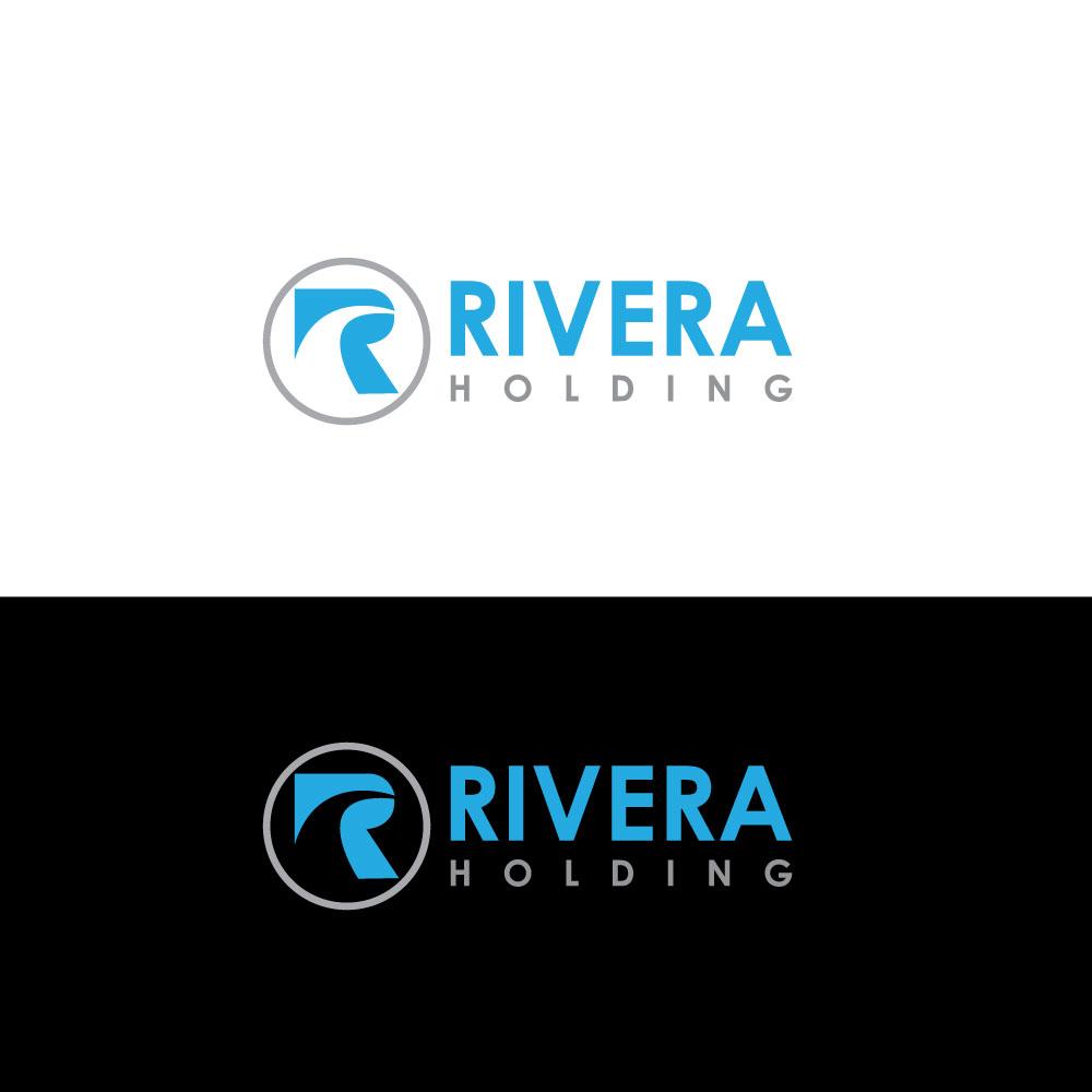 Logo Design by Private User - Entry No. 24 in the Logo Design Contest RIVERA HOLDING Logo Design.