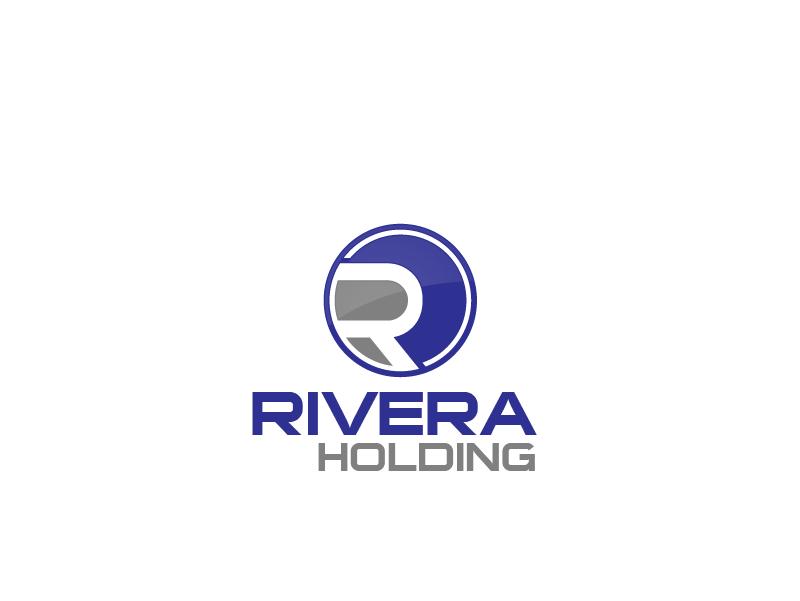 Logo Design by Private User - Entry No. 33 in the Logo Design Contest RIVERA HOLDING Logo Design.