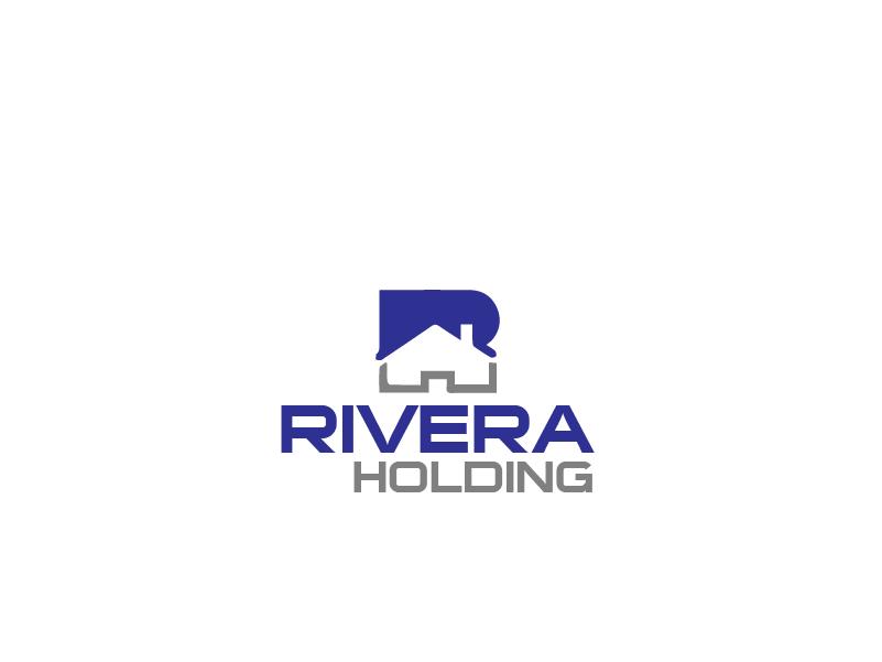 Logo Design by Private User - Entry No. 36 in the Logo Design Contest RIVERA HOLDING Logo Design.