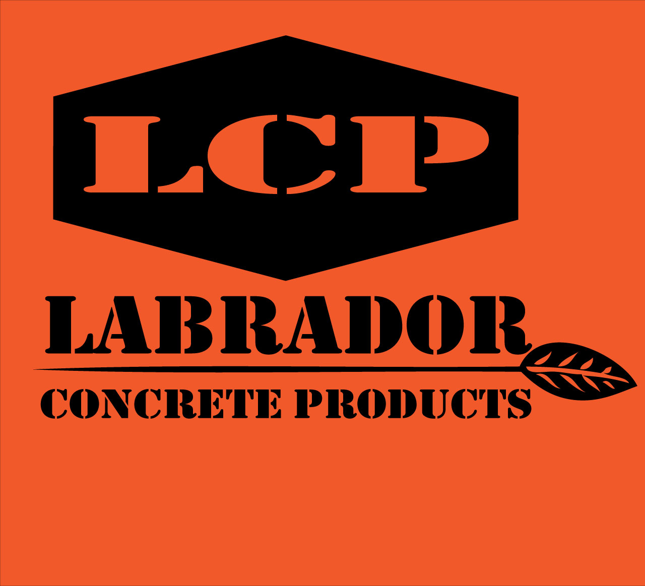 Logo Design by Ethan Waller - Entry No. 138 in the Logo Design Contest Logo for Labrador Concrete Products.