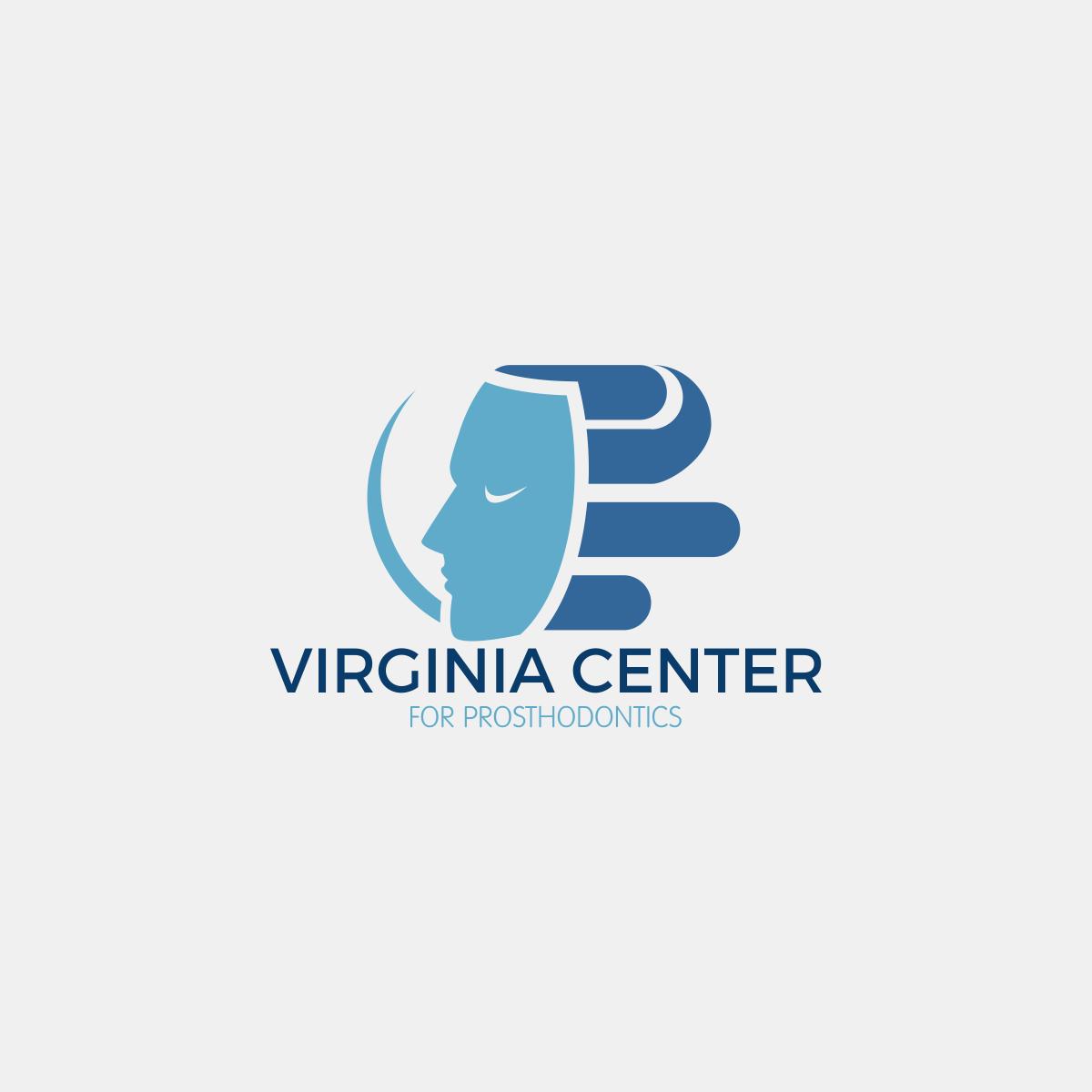 Logo Design by Private User - Entry No. 30 in the Logo Design Contest Imaginative Logo Design for Virginia Center for Prosthodontics.