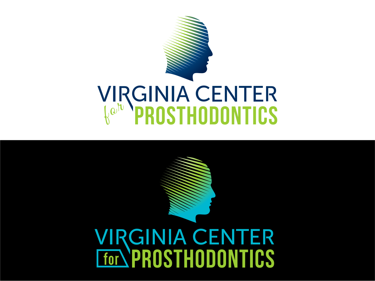 Logo Design by Private User - Entry No. 34 in the Logo Design Contest Imaginative Logo Design for Virginia Center for Prosthodontics.